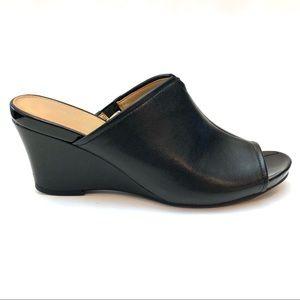 Naturalizer N5💥Nicky Wedge Mule Sandal